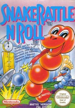 snake rattle roll